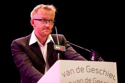 David van Reybrouck 2010 in Amsterdam