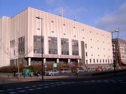 IISG-Gebäude am Cruquiusweg in Amsterdam