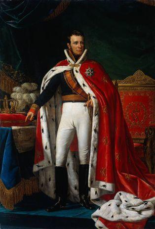 König Willem I. der Niederlande