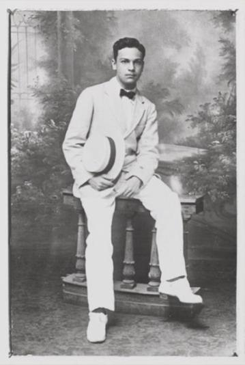 E. du Perrron, ca. 1920