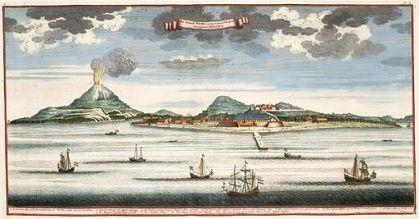 Banda Neira, um 1724
