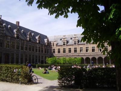 Universiteit Antwerpen, Stadscampus