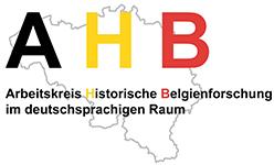 Logo Arbeitskreis Historische Belgienforschung
