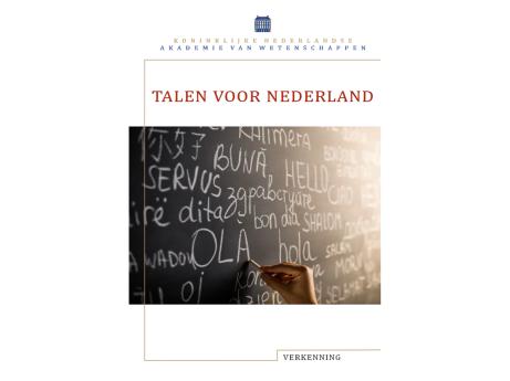 Talen voor Nederland